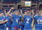 November 2019: The Win-E-Mac Patriots Football team took home the Minnesota Section 6 championship last Thursday at the FargoDome when they defeated the Fertile Falcons. The team will now move on the the State Quarterfinals in Moorhead.