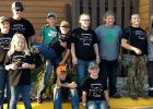Congratulations to the 4-H Members that participated at this year's Minnesota Shooting Sports and Wildlife Invitational (L-R) Back row: Daniel Rankin, Nathan Johnshoy, Cameron Broden, Matthew Rankin, Kayla Johnshoy, Hannah Johnshoy, Savanna Rankin, Isabella Warmbold. Front row: Evelyn Warmbold, Treyton Broden, and Payton Berg.