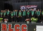 The Class of 2021 at the commencement exercises held at the RLCC High School gymnasium on Friday, May 28th.