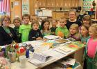 Patty Beckstrand is retiring from teaching Kindergarten at Clearbrook-Gonvick.