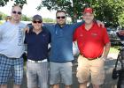 Adam Beman's Team - Adam Berman's team was the winning team for the 2nd Annual Bryan Stordahl Memorial Golf event on Saturday, August 1st at the Oak Lake Golf Course in Erskine.