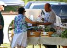 Bagley Farmers Market opened for the first time this year on Friday, July 17.