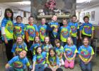Clearbrook-Gonvick second grade students visits the Good Samaritan Center