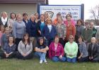 Clearwater County Homecare and Hospice Care staff.