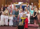 Zion Lutheran's Sunday School held their Christmas Program on December 20th. The children did an excellent job telling the story of Jesus' birth.