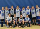 The Rebels Boys Basketball Team recently took first place in the Roseau Tournament
