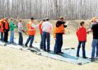 22 live fire instruction given by Jim Duchamp, Ron Wiess, Les Olson, Wayne Hanson, Darin Myhre, and Chuck Simpson to the students.