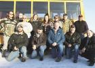 Clearbrook-Gonvick Bus Drivers Back row: Tracey Raitz, Kristen Edgell, Mary Beth Pond, Crystal Winge, Kelly Wendorff, Deb Stein, Gerry Stein and Jerry Gerloff. Front Row: Trenton Edgell, Ray Reichert, Danny Churness, Scott Bakke and Marvin Berg. Not pictured Glen Trembath, Tasha Bakke, Amata Molnar and Alissa Preuss.