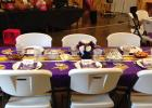 Last year's Festival of Tables, just one of the many decorated for the event.