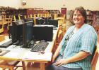 Renae Bakke is back at Clearbrook-Gonvick School.