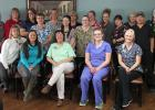 Pictured are some of the staff members at McIntosh Senior Living, who together with the entire staff received a deficiency free review for the second year in a row from the Minnesota Department of Health State Survey team. Congratulations to all the staff at MSL!