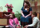 Jill Evje as Lynne Wynn and Elijah & Katherine McQuown as Daniel & Sarah Wynn.