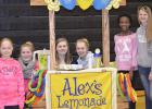 iMPACT had a booth representing Alex's Lemonade stand which provides support for children with cancer. Watch for the lemonade stand this summer coming your way soon!