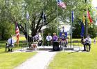The sun shone, the temperature was warm and the wind was quiet—a perfect day for a Memorial Day program outside. Plummer Post 623 Commander Jerome Bakke was master of ceremonies for the Plummer Memorial Day program held in the Russell Pahlen Park in Plummer.