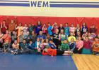 "Win-E-Mac 4th and 5th graders participated in a living ""wax"" museum on May 8."
