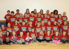 The Goodridge Elementary School teamed up with School Mall to raise money for their AR (Accelerated Reader) store at school. With the help of parents, family, friends and community members, the students raised $675 for the AR store and over $750 for individual classrooms.