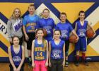 Grygla Elementary Intramurals wrapped up last week. The All Stars, coached by Leah Schulz, took first place! Teams are made up of boys and girls from grades 4-6. Front, L-R: Zoey Fish, Madison Cullen, Chloe Kuznia. Back: Coach Leah Schulz, Avery Moe, Levi Kiesow, Justin Thompson, Dane Arveson.