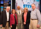 Dennis and Karen Vinar, along with their daughter, Jean Voxland, and her husband, Andrew, shared their story on The Steve Harvey Show. They will be bringing their story to the Grygla Library on Wednesday, March 27th.