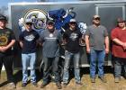L-R: Josh Johnson, Jaden Kiesow, Evan Fish, Peyton Verbout, Ethan Englund and Keyton Klein. Photos courtesy of Grygla School