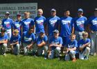 The PeeWees tied for 9th place and the Midgets tied for 5th place. The Small Fries team placed 2nd in their tournament!