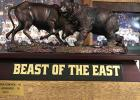 """Beast of the East"" traveling trophy between GG/CG."