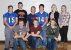 Grygla School Knowledge Bowl 8th/9th grade roster