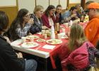 Friends and extended families gathered for good visiting and good food at the Lund Church Hunters Supper in Gully on Opening Saturday.  More photos on page 6.